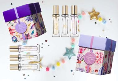 миниатюры ароматов хитов в подарочных наборах
